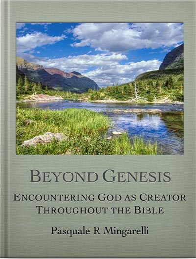 Beyond Genesis devotional ebook book cover